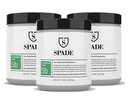 Spade SB-66 Nutriton Blend