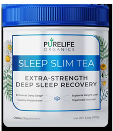PureLife Organics Sleep Slim Tea Review