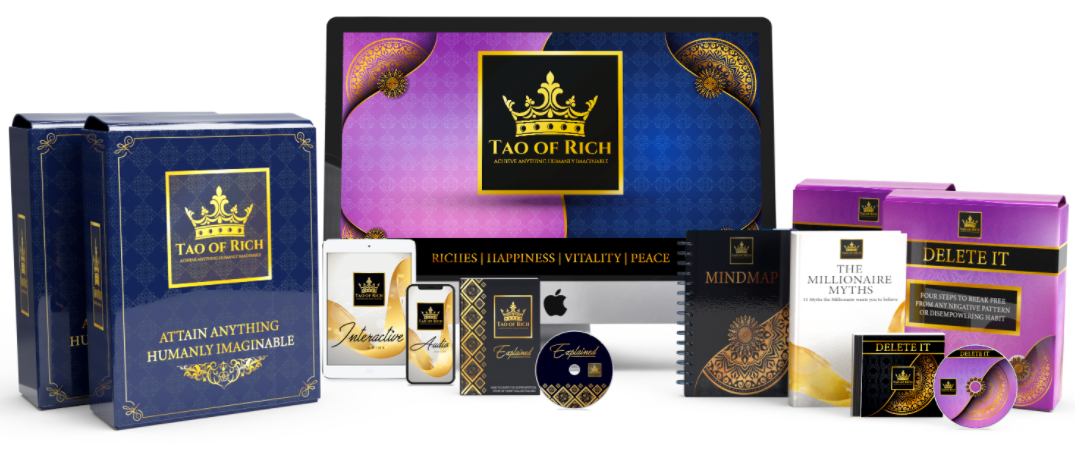 The Tao of Rich Review - Can it Help to Make a Rich? Download