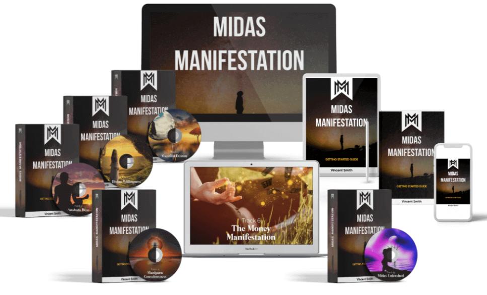 Midas Manifestation Review - Is it Legit or Scam? Read