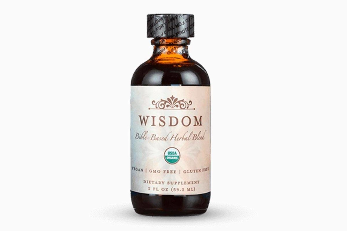 Wisdom Bible Based Herbal Supplement Reviews