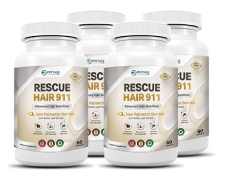 Rescue Hair 911 Supplement