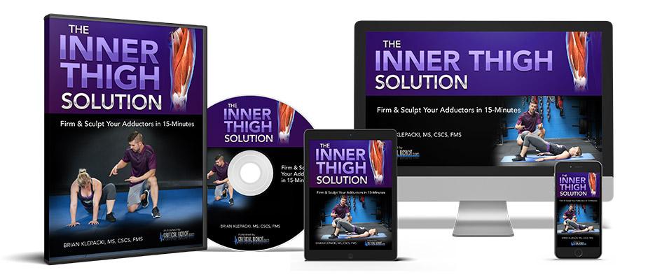 The Inner Thigh Solution Program